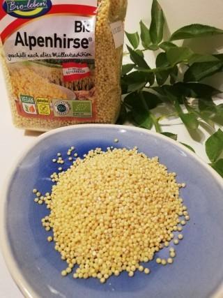 Alpen Goldhirse