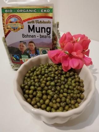 Mung Bohnen