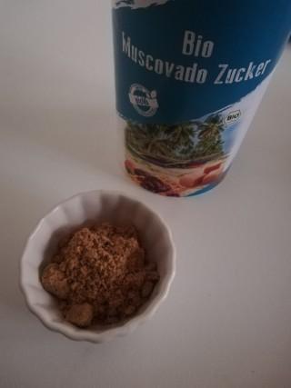 Bio Muscovado Zucker