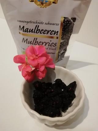 Maulbeeren schwarz