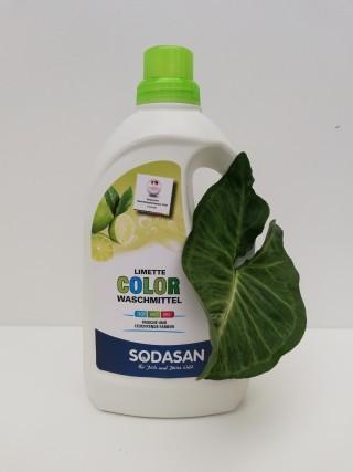 Color Flüssigwaschmittel Limette